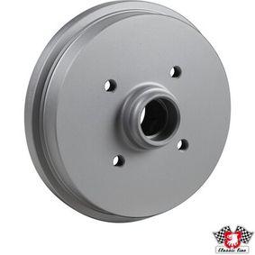 Bremstrommel JP GROUP Art.No - 1163500600 OEM: 171501615A für VW, AUDI, FORD, SKODA, SEAT kaufen
