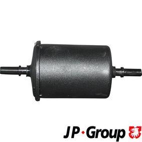 TWINGO II (CN0_) JP GROUP Dieselfilter 1218702400