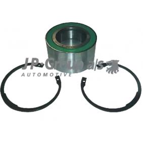 Radlagersatz JP GROUP Art.No - 1241300210 OEM: 4689923 für VW, OPEL, AUDI, SAAB kaufen