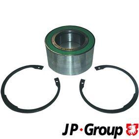 JP GROUP Radlagersatz 90425658 für VW, OPEL, CHEVROLET, SAAB, VAUXHALL bestellen