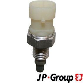 JP GROUP CHEVROLET KALOS Interruptor de marcha atras (1296600100)