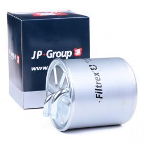 JP GROUP Горивен филтър 1318700900