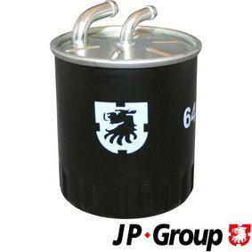 M-класа (W164) JP GROUP Горивен филтър 1318700900