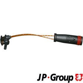 1695401617 für MERCEDES-BENZ, Sensor, Bremsbelagverschleiß JP GROUP (1397300500) Online-Shop