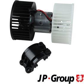 Innenraumgebläse JP GROUP Art.No - 1426100400 OEM: 64119204154 für BMW, VOLVO, ALPINA kaufen