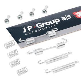 JP GROUP Zubehörsatz Bremsbacken 1463950210