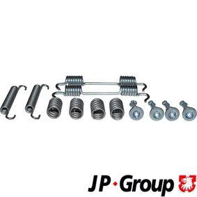 3 Limousine (E90) JP GROUP Zubehörsatz Bremsbacken 1463950210