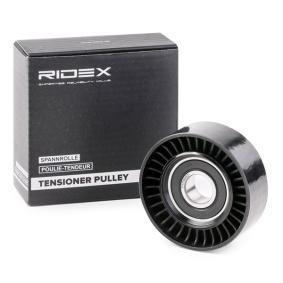 5 Touring (E39) RIDEX Spannrolle Keilrippenriemen 310T0157