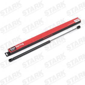 Heckklappendämpfer / Gasfeder STARK Art.No - SKGS-0220675 OEM: 701829331F für VW, SKODA, SEAT kaufen