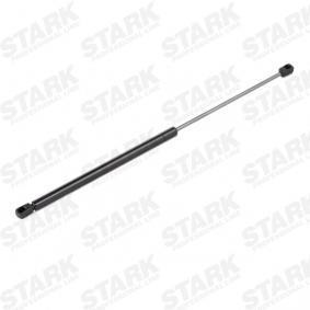 STARK SKGS-0220675 Heckklappendämpfer / Gasfeder OEM - 701829331F SEAT, SKODA, VW, VAG günstig