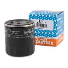 Ibiza IV ST (6J8, 6P8) PURFLUX Filtro aceite LS992