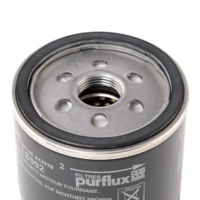 PURFLUX Filtro de aceite motor (LS992)