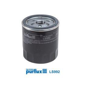 PURFLUX SEAT IBIZA Filtro de aceite (LS992)