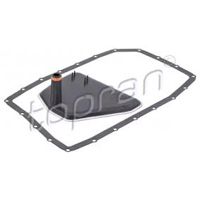 TOPRAN Getriebe Filter 502 744