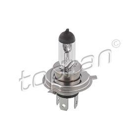 TOPRAN Glühlampe, Hauptscheinwerfer 7703097171 für RENAULT, NISSAN, DACIA, IVECO, RENAULT TRUCKS bestellen