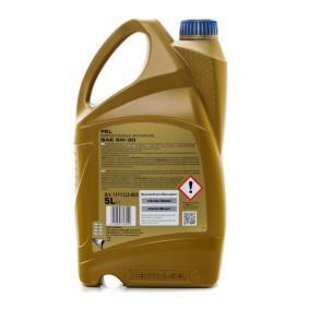 FIAT 9.55535-S1 RAVENOL Olio motore, Art. Nr.: 1111123-005-01-999