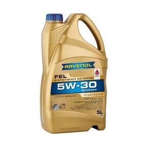 Olio motore per auto RAVENOL (1111123-005-01-999) ad un prezzo basso