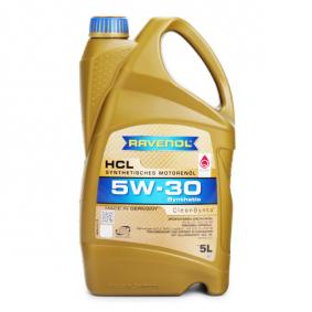 BMW LONGLIFE-01 Двигателно масло 1111118-005-01-999 от RAVENOL оригинално качество