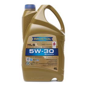BMW LONGLIFE-01 Двигателно масло 1111119-004-01-999 от RAVENOL оригинално качество