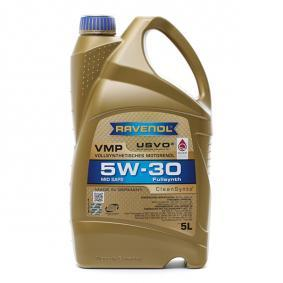 VW 504 00 Двигателно масло 1111122-005-01-999 от RAVENOL оригинално качество