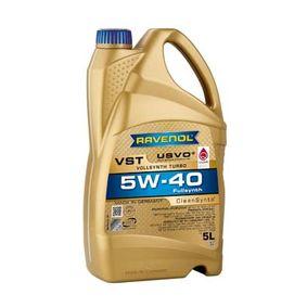 MB 229.5 Двигателно масло 1111136-005-01-999 от RAVENOL оригинално качество
