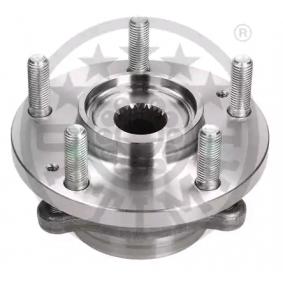 Radlagersatz OPTIMAL Art.No - 921224 OEM: 51750A6000 für TOYOTA, HYUNDAI, KIA, LADA, WIESMANN kaufen