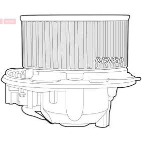 DENSO Innenraumgebläse 3C0907521F für VW, AUDI, SKODA, SEAT bestellen