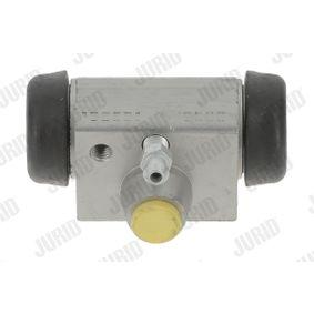 Radbremszylinder JURID Art.No - 212415J OEM: 7701047838 für RENAULT, DACIA, RENAULT TRUCKS kaufen