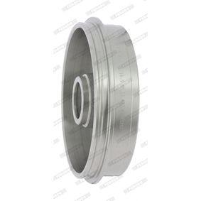 Scénic I (JA0/1_, FA0_) FERODO Bremsbelagsatz Trommelbremse FDR329219