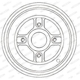 FERODO Trommelbremsen FDR329219