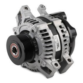 HONDA CIVIC 2.2 CTDi (FK3) 140 LE gyártási év 09.2005 - Generátor (DAN985) DENSO Online áruház