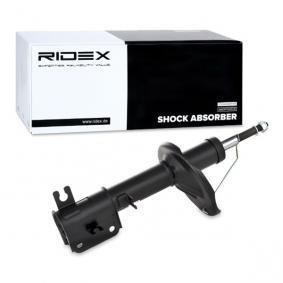 RIDEX 854S1394 Stoßdämpfer OEM - 96814504 CHEVROLET, DAEWOO, GENERAL MOTORS günstig