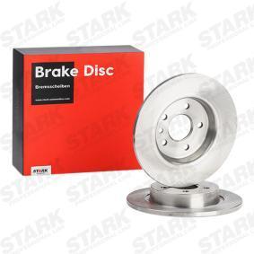 STARK Discos de freno SKBD-0023431