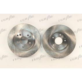 Bremsscheibe FRIGAIR Art.No - DC06.101 OEM: A210421241264 für MERCEDES-BENZ kaufen