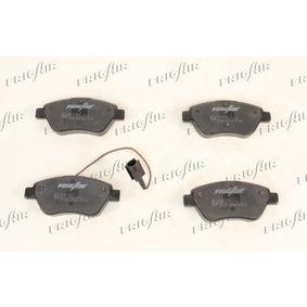 Bremsbelagsatz, Scheibenbremse FRIGAIR Art.No - PD04.501 OEM: 77366135 für FIAT, ALFA ROMEO kaufen