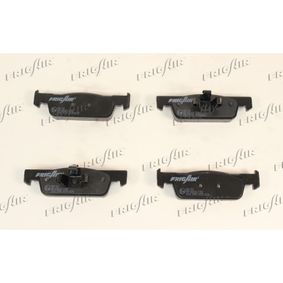 Bremsbelagsatz, Scheibenbremse FRIGAIR Art.No - PD09.501 OEM: 410605536R für RENAULT, DACIA, LADA, RENAULT TRUCKS kaufen