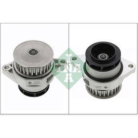 030121008DX für VW, AUDI, SKODA, TOYOTA, SEAT, Wasserpumpe INA (538 0031 10) Online-Shop