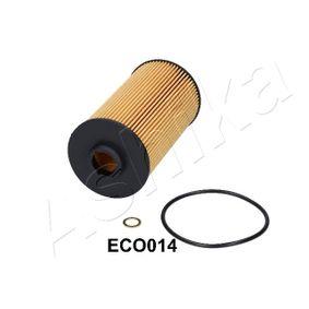 ASHIKA Ölfiltergehäuse / -dichtung 10-ECO014