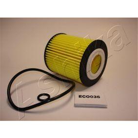 ASHIKA MAZDA 6 Oil filter (10-ECO036)