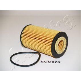 ASHIKA CHEVROLET AVEO Filtro de aceite (10-ECO073)