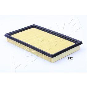 Levegőszűrő ASHIKA (20-08-832) mert SUZUKI SX4 Az árak