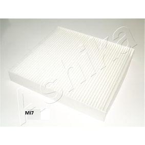 ASHIKA Filtro aire habitáculo 21-MI-MI7