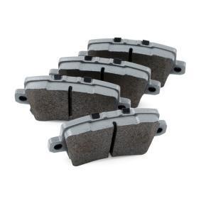 ASHIKA Brake pads 51-04-403