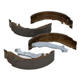 Комплект спирачни челюсти 55-04-410 ASHIKA