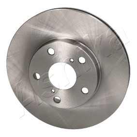 ASHIKA Brake discs and rotors 60-02-229