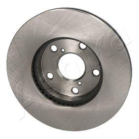 Brake rotors 60-02-229 ASHIKA