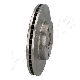RAV 4 II (CLA2_, XA2_, ZCA2_, ACA2_) ASHIKA Brake disc set 60-02-229