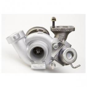 Turbocompresor, sobrealimentación DELPHI Art.No - HRX501 OEM: 3M5Q6K682DC para FORD, CITROЁN, PEUGEOT, FIAT, MITSUBISHI obtener