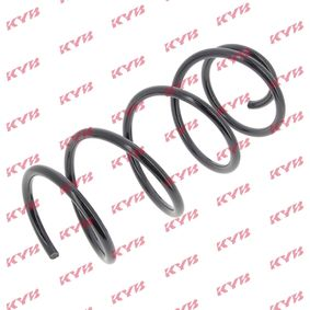KYB Coil Spring 31336764379 for BMW acquire