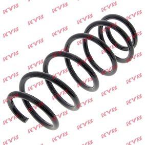 KYB Fahrwerksfeder 1K0411105EJ für VW bestellen